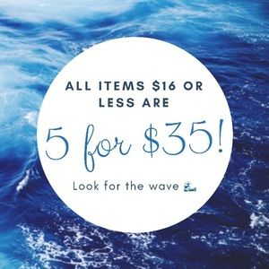 Just add items to a bundle and I'll make it $35!